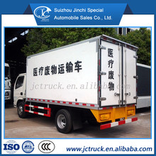 Dongfeng 4x2 medical garbage transfer truck