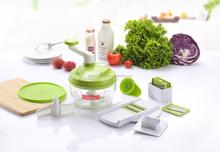 Multifunction spirall kitchen vegetable cutter dicer