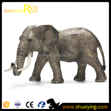 SXY Outdoor Equipment High Simulation Fiberglass Animal Life Size Model