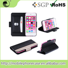 OEM/ODM Factory Directly Custom Mobile Case For iPod Touch 6 Flip Case