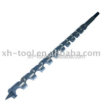 high carbon steel hex shank wood drill bits wood auger bits