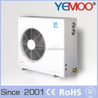 YEMOO 3hp small copeland ZF compressor refrigeration unit for small cold room