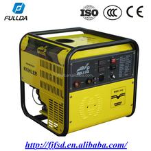Portátil gerador <span class=keywords><strong>PMG</strong></span> com motor de máquina de solda / gasolinel máquina de solda / soldador gerador