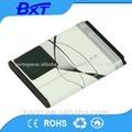 890mAh baixo preço sobre a qualidade do Mercado Assegurar BL-5B 3220 Para Nokia Bateria Original Todos Modelo de bateria para te