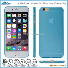 0.35mm ultra thin phone case for iPhone 6 6plus, best selling ultra thin case for iPhone 6
