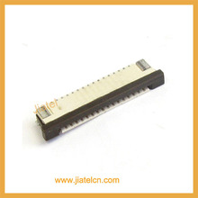 0.5mm 0.8mm 1mm pitch ZIF SMT FPC Connector