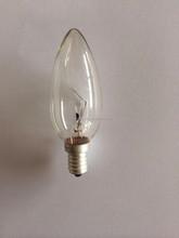 La lámpara incandescente C35