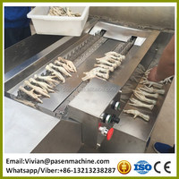 Frozen Chicken Feet Cutter| Fresh Chicken Feet Cutting Machine