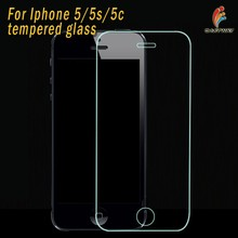 0.2mm 9H Cell Phone accessories For iPhone 6 screen protector /for iPhone 5 5s 5c Tempered Glass screen protector