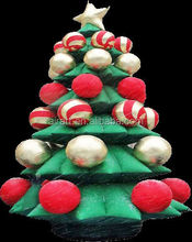 inflatable christmas tree yard decoration