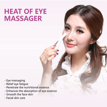 Anti-wrinkle negative ion eye massage for eye skin care