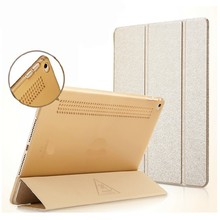 2015 Best Hot Sale Tablet Cover for ipad air Leather Case with Stand and Card Slots
