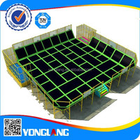 YL-BC004 GSD proved children bungee jumping trampoline equipment