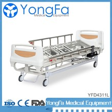 D13 YFD4311L Five function electric hospital medical bed, electric adjustable bed mechanism, electric adjustable bed
