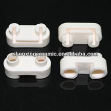 High quality insulating 95% Alumina ceramic UV lamp cap