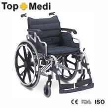outdoors aluminio silla de ruedas/silla de ruedas de aluminio ligero/silla de ruedas aluminio para discapacitados