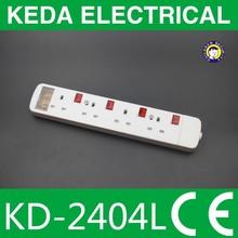 British light extension plug and socket,extension