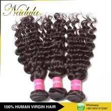 Tangle Free Hair Extension 3 Bundles Red Brazilian Hair Weave