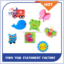 Cartoon Kids Cute Plastic Magnets For Fridge