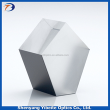 Factory offer optical glass penta prisms with reflective coating