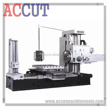 ACCUT DRO/Manual(Conventional) Horizontal Boring Milling Machine HBM-130L