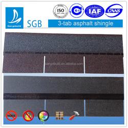 Square Asphalt Shingle For Roofing