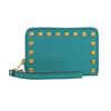 Fashion Ladies Clutch handbag Rivet Purse Women Designer Wallet WA8035