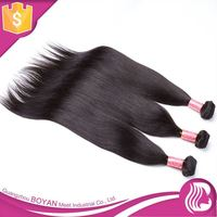 Wholesale Silky Straight hair,100% remy virgin human hair extension,brazilian aliexpress hair