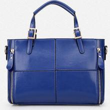 2015 new fashion popular wholesale high PU lelather women bags/cc bag