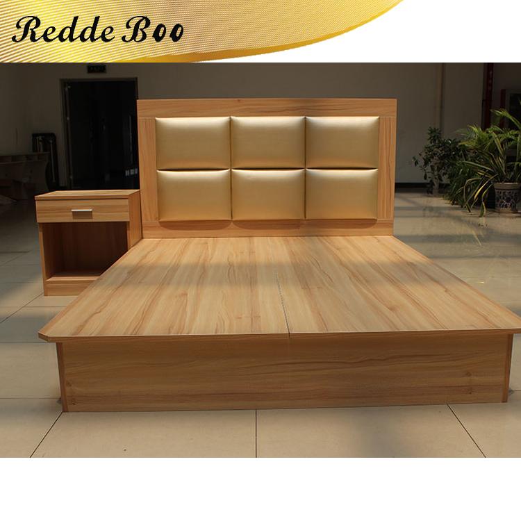 Projetos com caixa de luxo em madeira maci a cama de casal for Camas en forma de casa