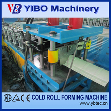 Steel Plate Ridge Cap Roll Forming Machine