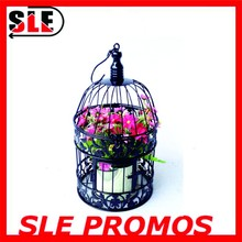 Decorative metal wedding bird cage Garden decoration bird cages gifts wedding for wholesale
