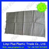plastic polypropylene package cement 50 kg bags