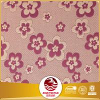 80% polyester 20% cotton cheap jacquard sofa fabric liquidation