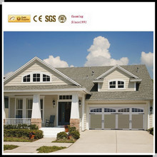 Alibaba trade asurance golden supplier garage door window inserts/Garage Door/Steel Garage Door GM-C313