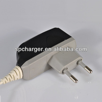Universal mobile phone charger US/EU plug for laptop, mobile