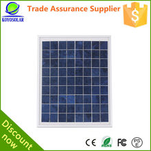 small best price per watt solar panels for toys and mobile