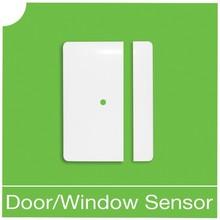 Top door sensor with 868MHz door magnetic alarm,door sensor for self-defense smart home alarm system 868MHz