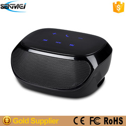 Mobile Phone And Table PC Accessories Portable Wireless Bluetooth Speaker with FM