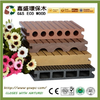 2015 Popular design!! synthetic wpc decking/waterproof wpc board /made in china wpc decking board