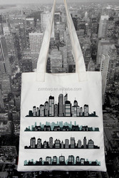 New products reusable shopping bags canvas tote shopping bag women cheap fashion designer tote bag wholesale