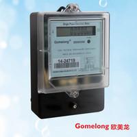 220V digital analog wattmeter