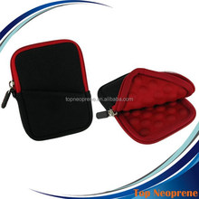 Sleeve Case Neoprene for GPS /Laptop /Digital Camera with Zipper and Pocket