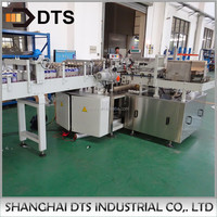 Full auto wrapping machine for medicine packing