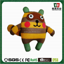 soft stuffed DIY cartoon sock plush toys