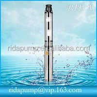 Advanced design sea used deep well submersible pump