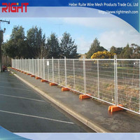 Wholesale High Quality Temporary Security Garden Wire Mesh Cheap Metal Fence Panels with High Security
