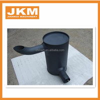 Engine silencer 300771A 300771A,OEM and replacement exhaust muffler for CCEC/DCEC diesel engine parts