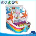 Sharpshooter gêmeos jogo de basquete, Diversão basquete máquina de jogo de arcade