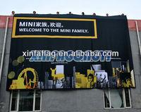 fabric huge company flags